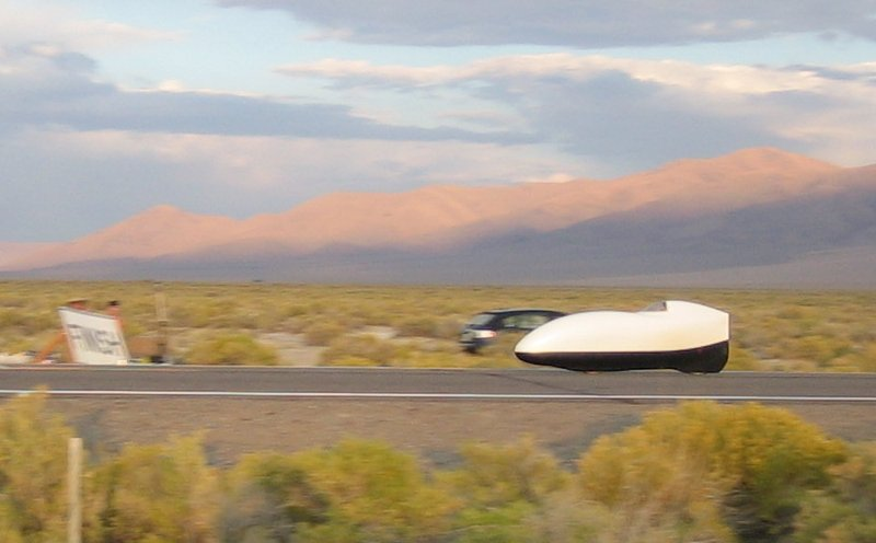 New world speed record – 132,4 km/h!!!