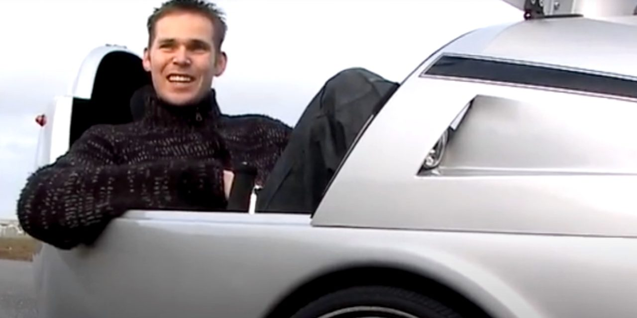 Sunrider velomobile