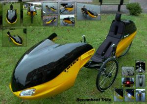 recumbent-trike-fairing
