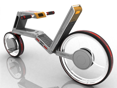 Rosta – electric recumbent bike