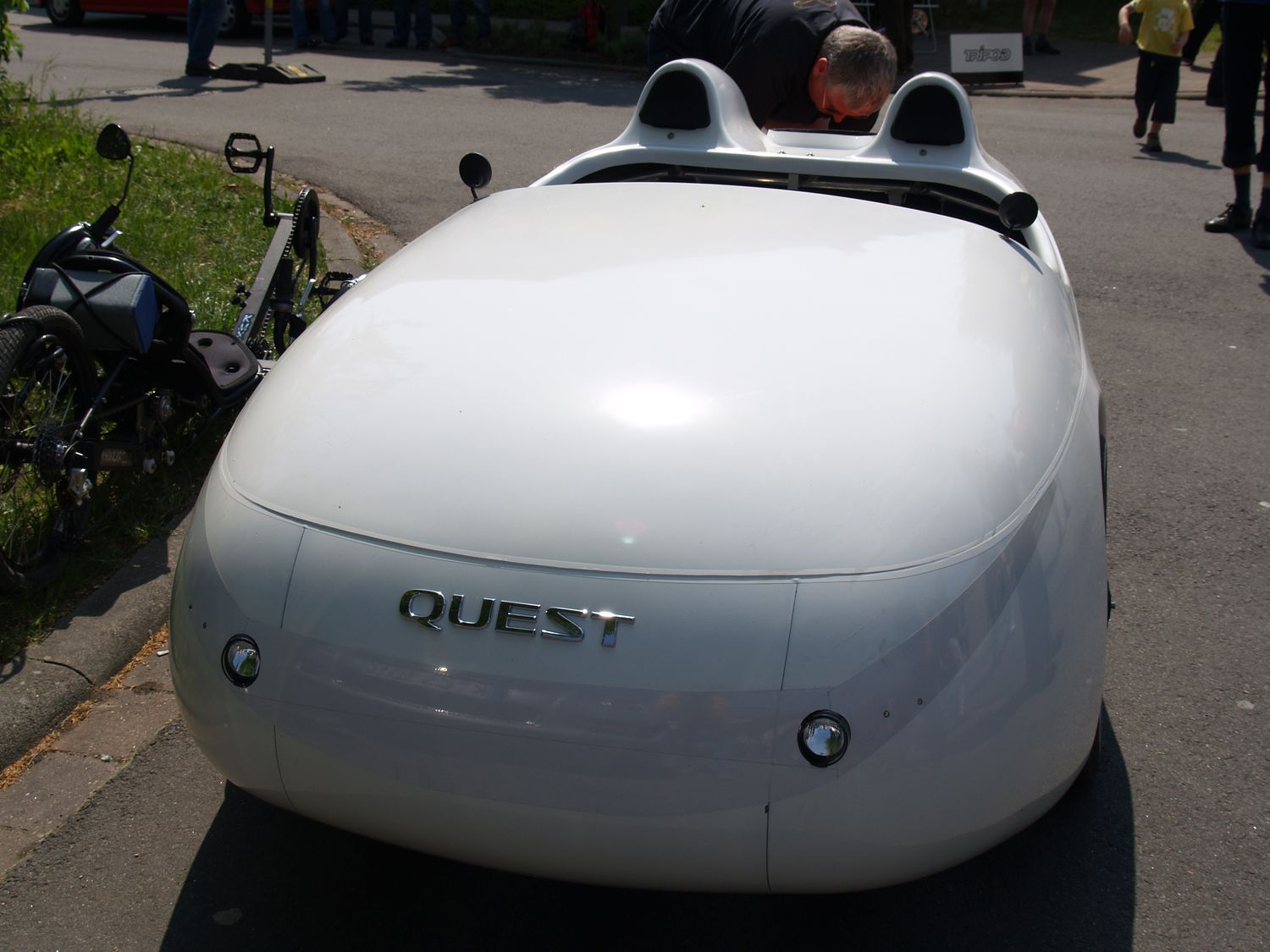 Duo Quest velomobile