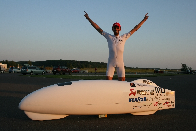 Eiviestretto – one hour record bike
