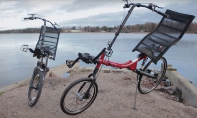 Mirage recumbents with shaft drive