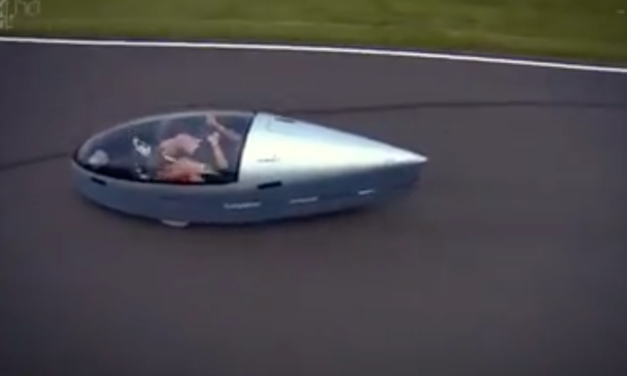 🎥 Speed with Guy Martin -World Speed Tandem Record