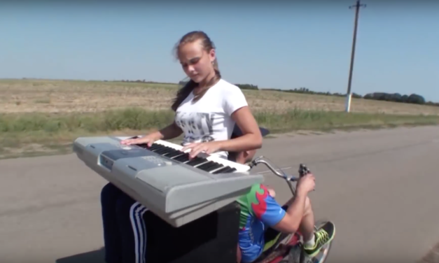 🎥 Is this the recumbent anthem?