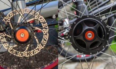 Drum brakes vs. discs. What's better?