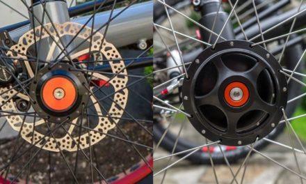 Drum brakes vs. discs. What's better?