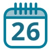 recumbent calendar