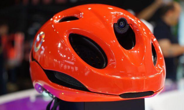 EUROBIKE 2020: smart helmets