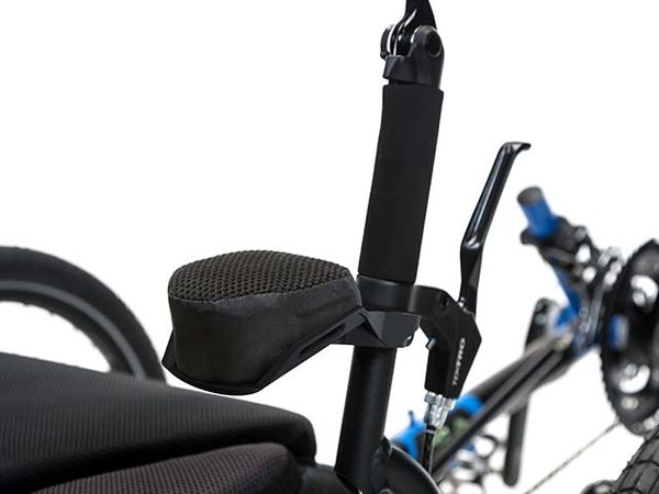 wrist rests for recumbent trikes