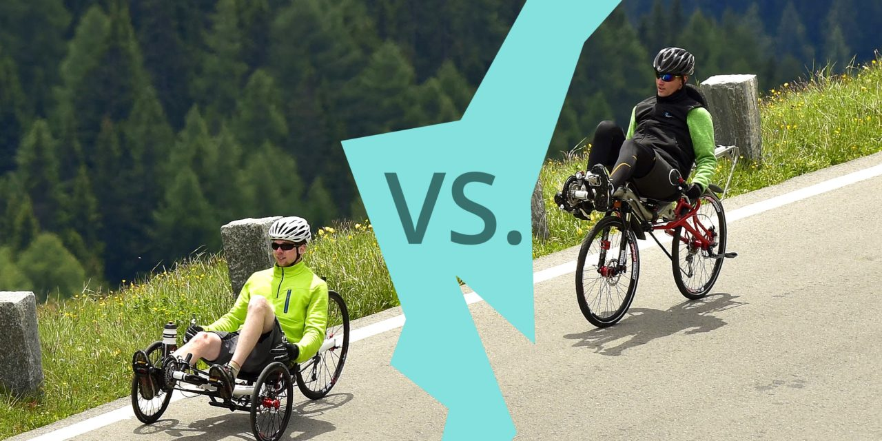 Two-wheeler or trike?