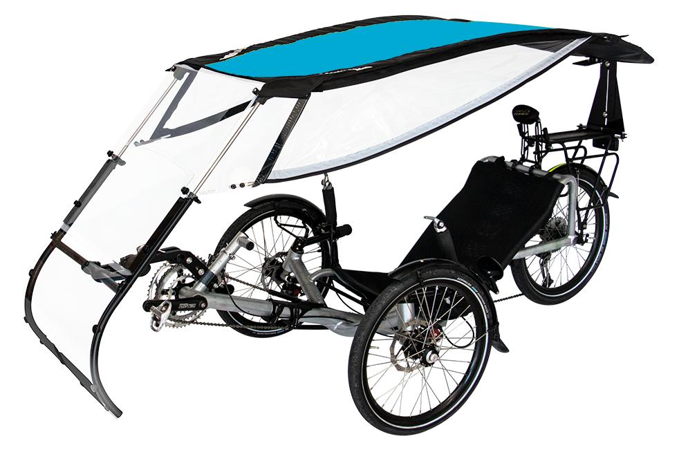 canopy for trikes from Veltop