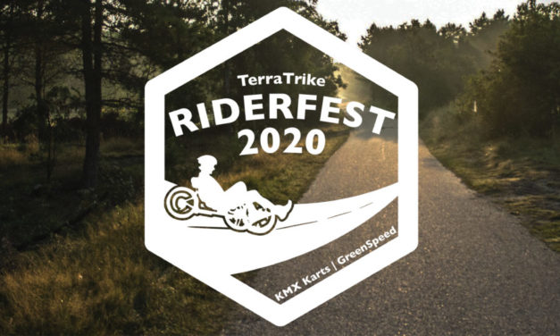 TerraTrike announced Virtual RiderFest