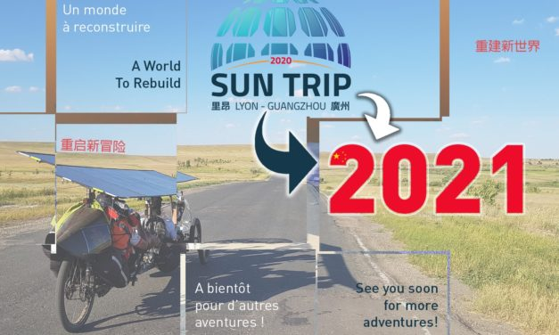 The Sun Trip is postponed to 2021