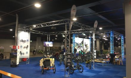 Fiets and Wandelbeurs show in Netherlands