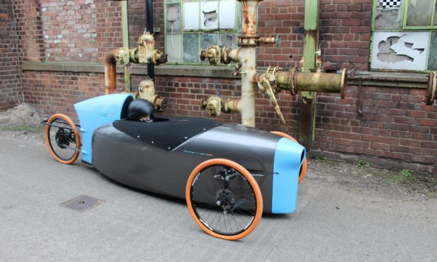 Everything you want to know about the Northern Light Motors 428 velomobile