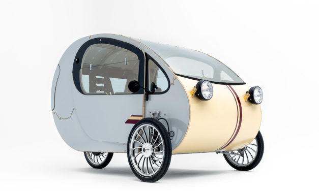 Evovelo stops developing the solar bio hybrid velomobile called mö