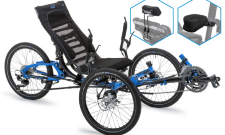 Summer edition from ICE trikes