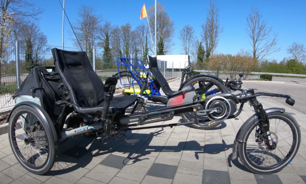 🎥 Three detailed reviews from Liegerad on tour – hase kettwiesel, hp gekko & azub x