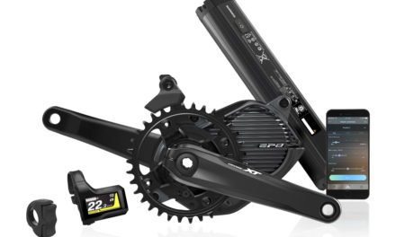 Shimano launched new version of the most powerful motor. The EP8!