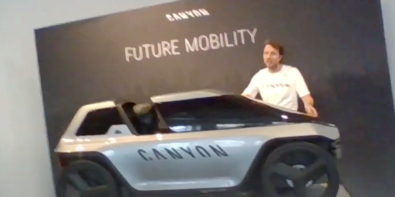 🎥 Interview with Canyon's founder and designer