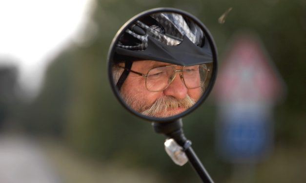 Best mirrors for recumbents & some tips