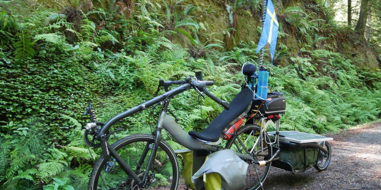🎥 Sunday video: Recumbent Bike tour in the Klamath