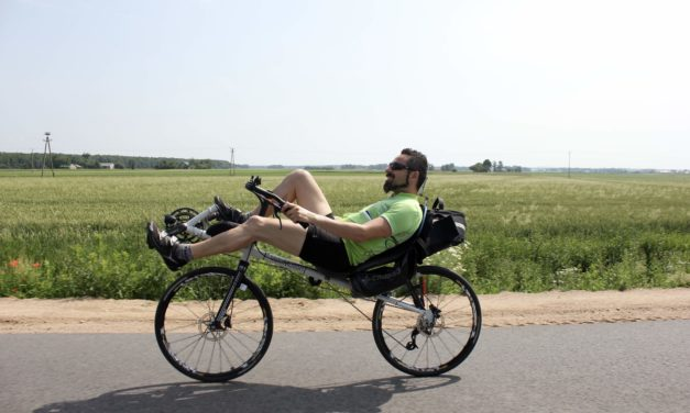 10 to 1: Igor Ralić wants you to get out and ride