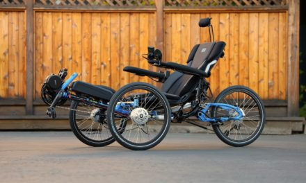 Cycle-By-Wire Recumbent Trike