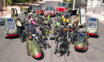 Forgotten Not Gone: An NGO maintaining over 40 recumbents