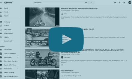 🎥 6 most viewed recumbent videos of 2020