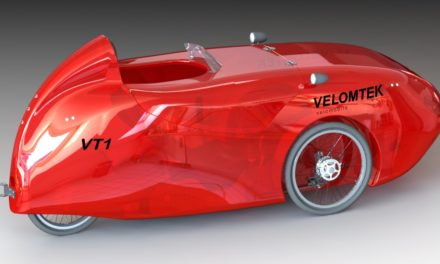 The Canadian velomobile project