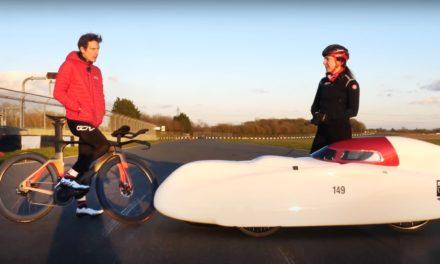 🎥 How should a comparison of a recumbent vs. upright bike look LIKE?