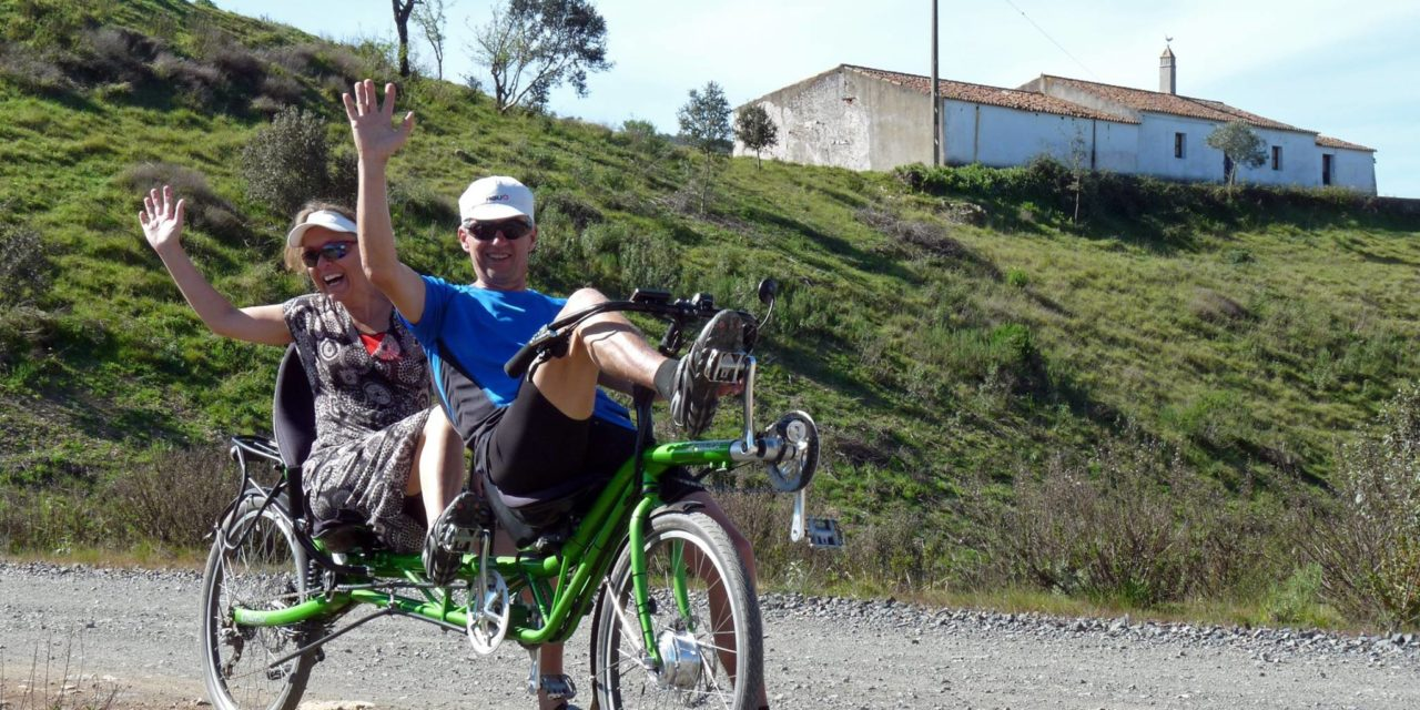 Nazca stops production of recumbents, including the Quetzal tandem