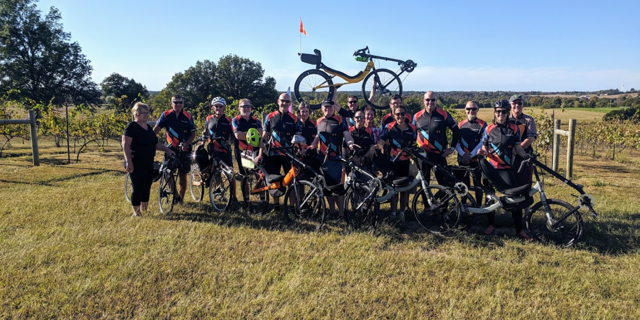 2021 Cruzbike Ride Reatreat