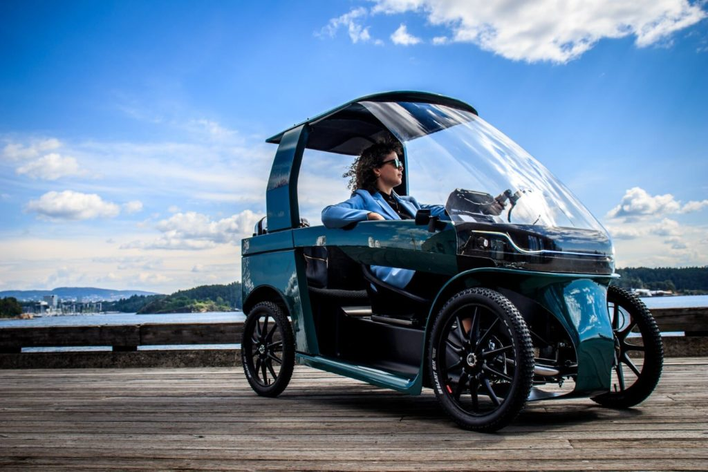 CityQ is an interesting two-seater