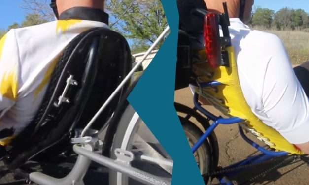 🎥 Sunday video: Mesh vs Hard Shell seat