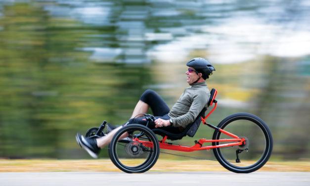 New Terra Trike GTS