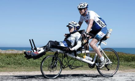 🎥 Sunday video: Ironman with a handicapped son