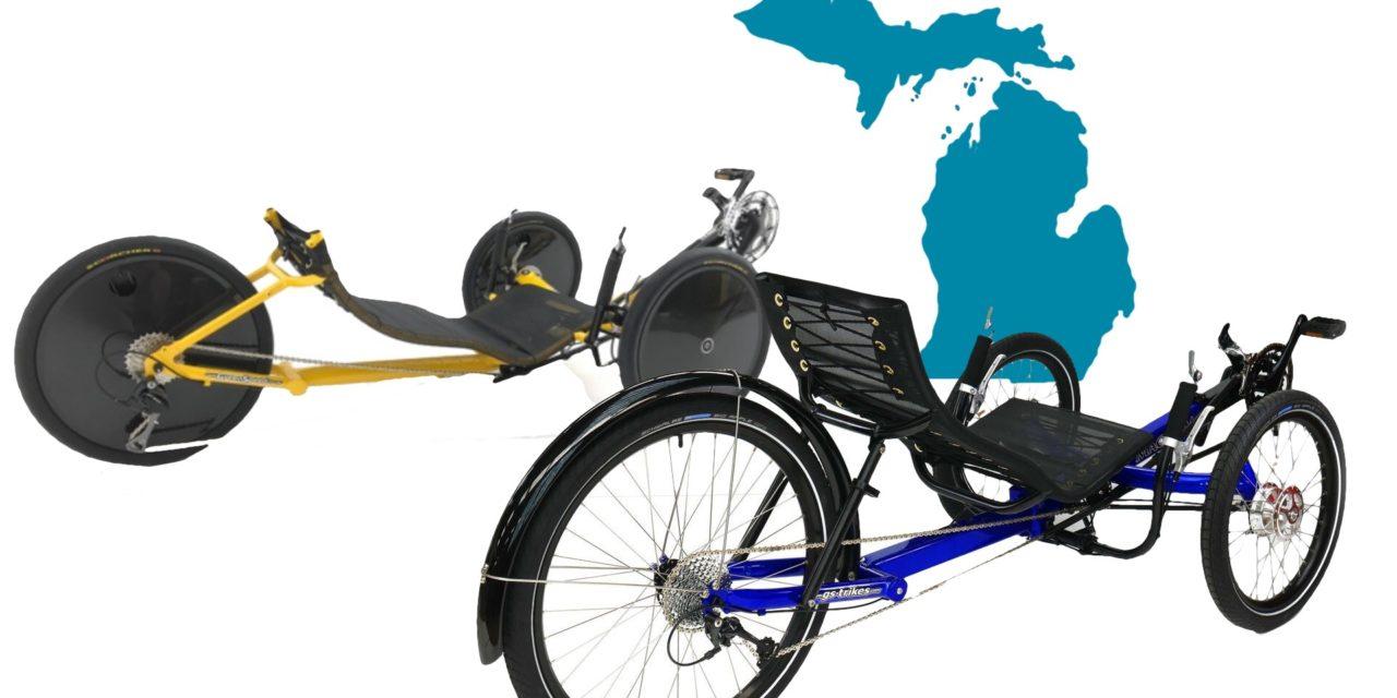 Trike Race Across Michigan