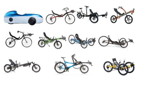Recumbent catalog is live and has 176 entries