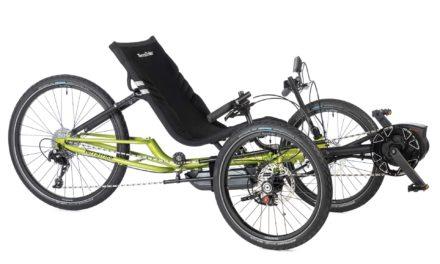 New Terra Trike E.V.O. with Bosch Performance Cruise motor