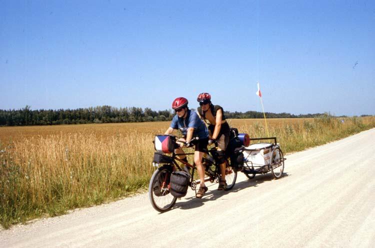 HLOG: My 9/11 cycling story