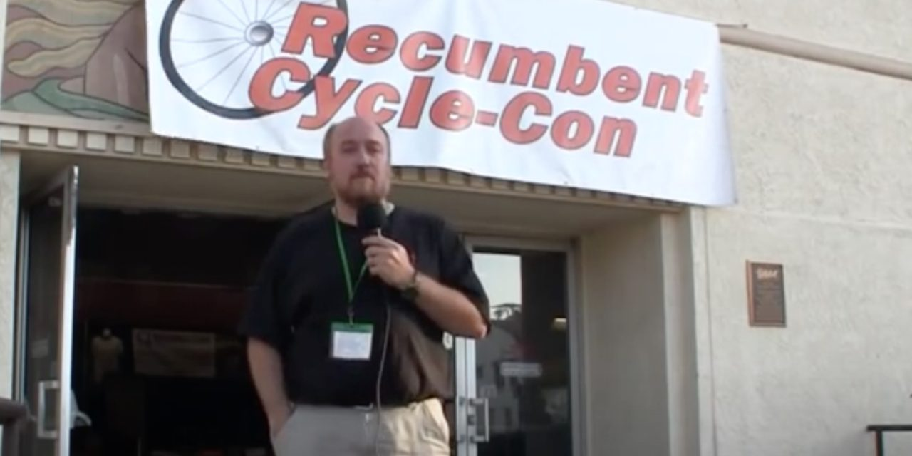 🎥 Sunday video: The first Recumbent Cycle-Con